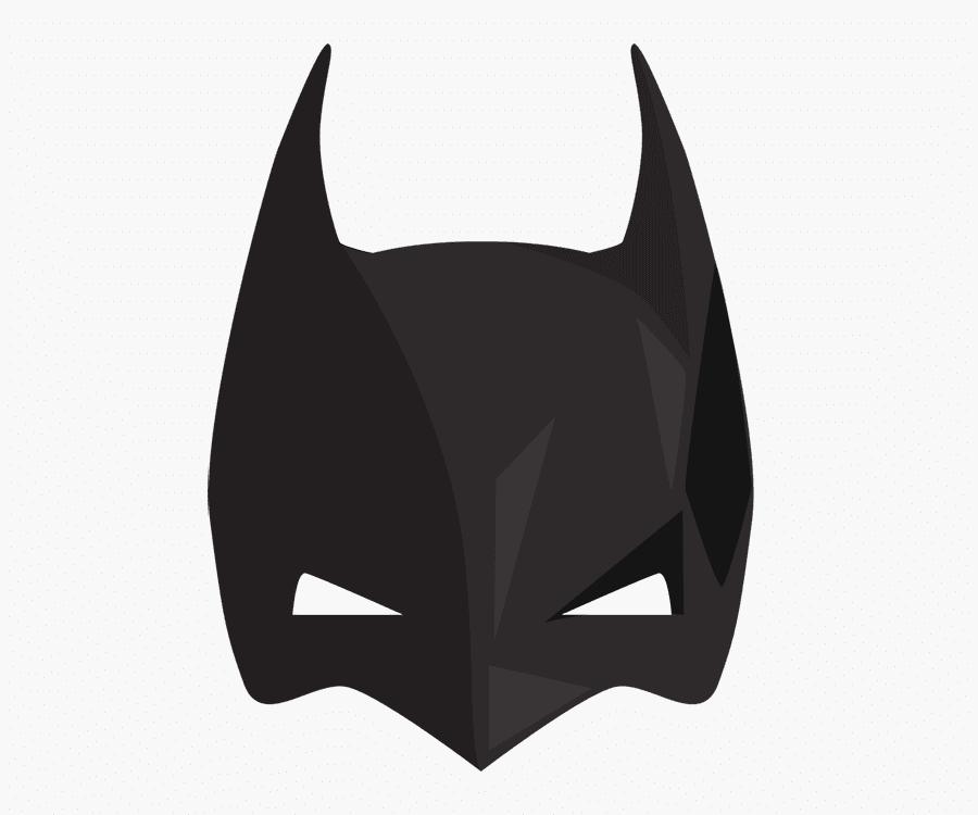 Batman Mask clipart