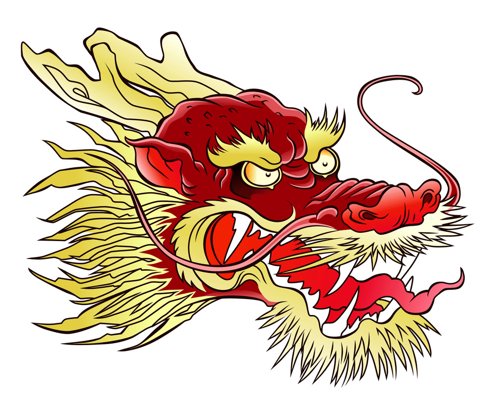 Chinese Dragon clipart 4
