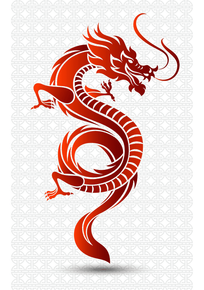 Chinese Dragon clipart 5