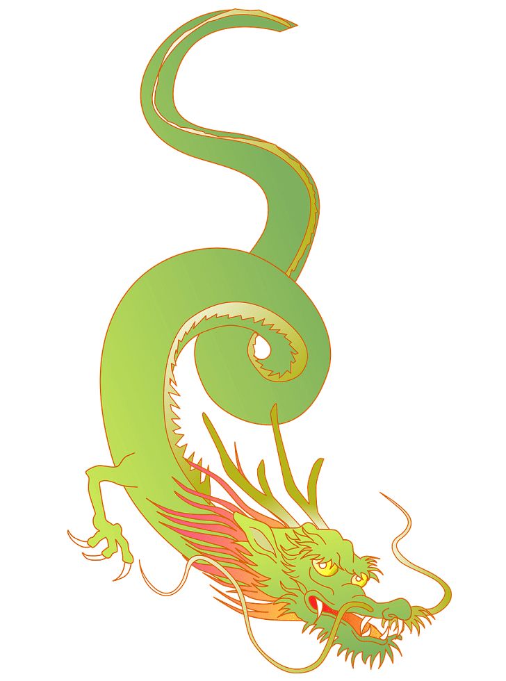 Chinese Dragon clipart png image