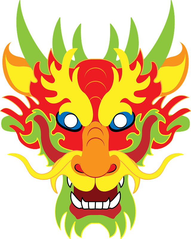 Chinese Dragon clipart transparent 4