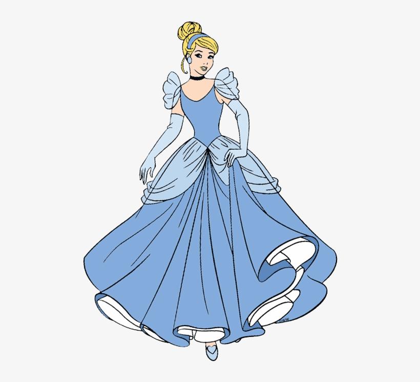 Cinderella Disney Princess clipart 3