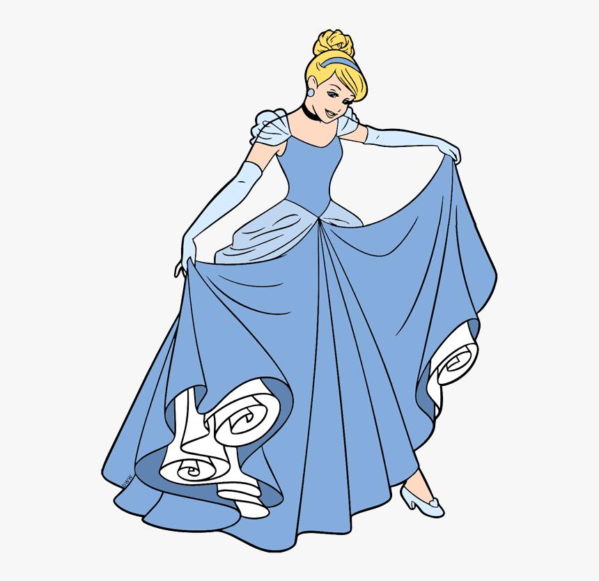 Cinderella Disney Princess clipart 4
