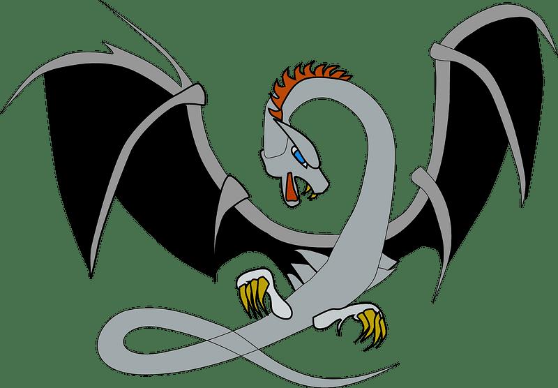 Clipart Dragon transparent