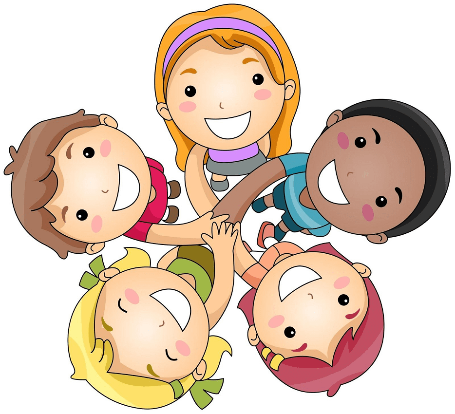 Friends Clipart