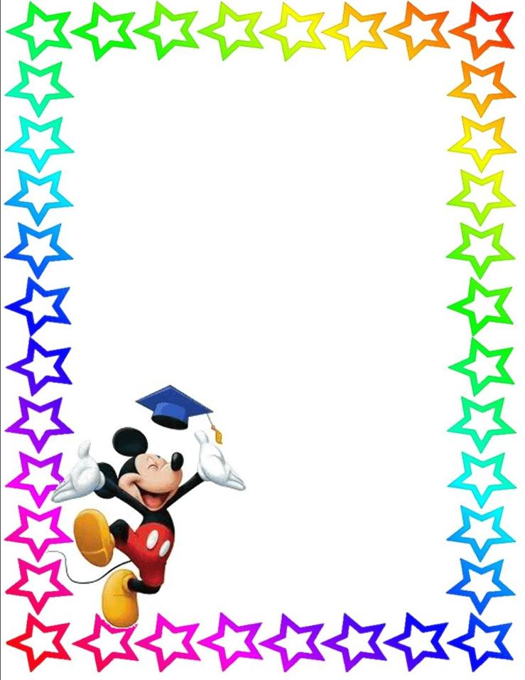 Disney Border clipart png