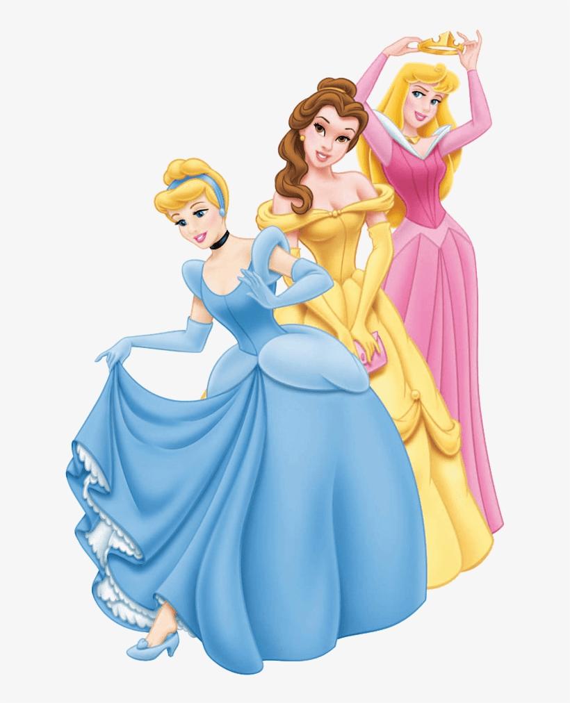 Disney Princesses clipart 3