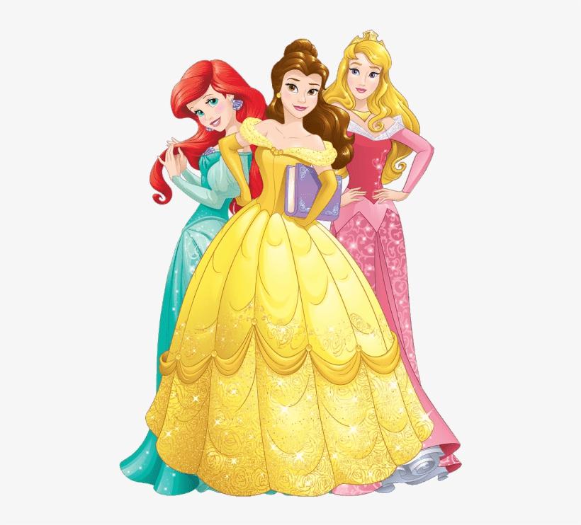 Disney Princesses clipart 4
