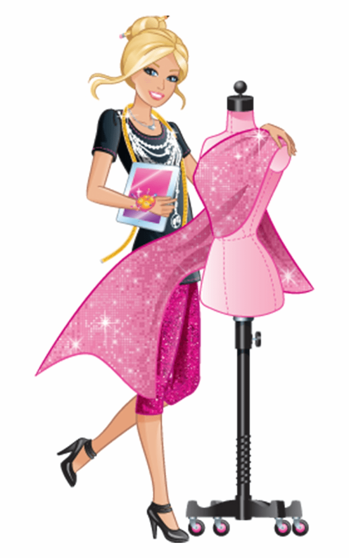 Download Barbie clipart png