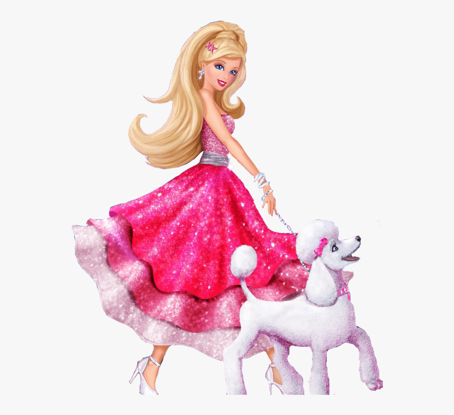 Download Barbie png clipart