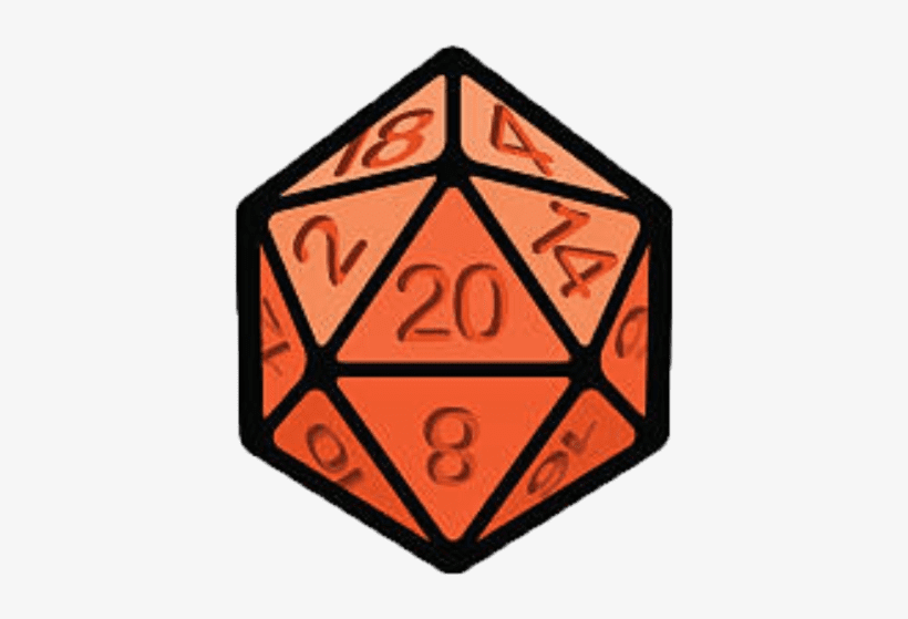 Download D20 clipart free