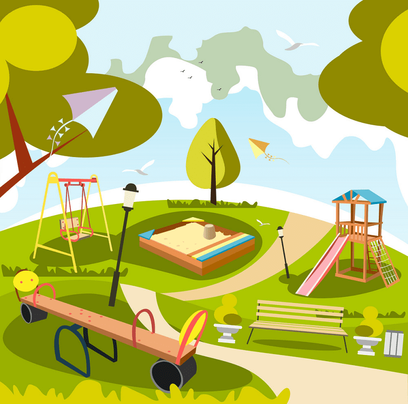 Download Park Playground clipart