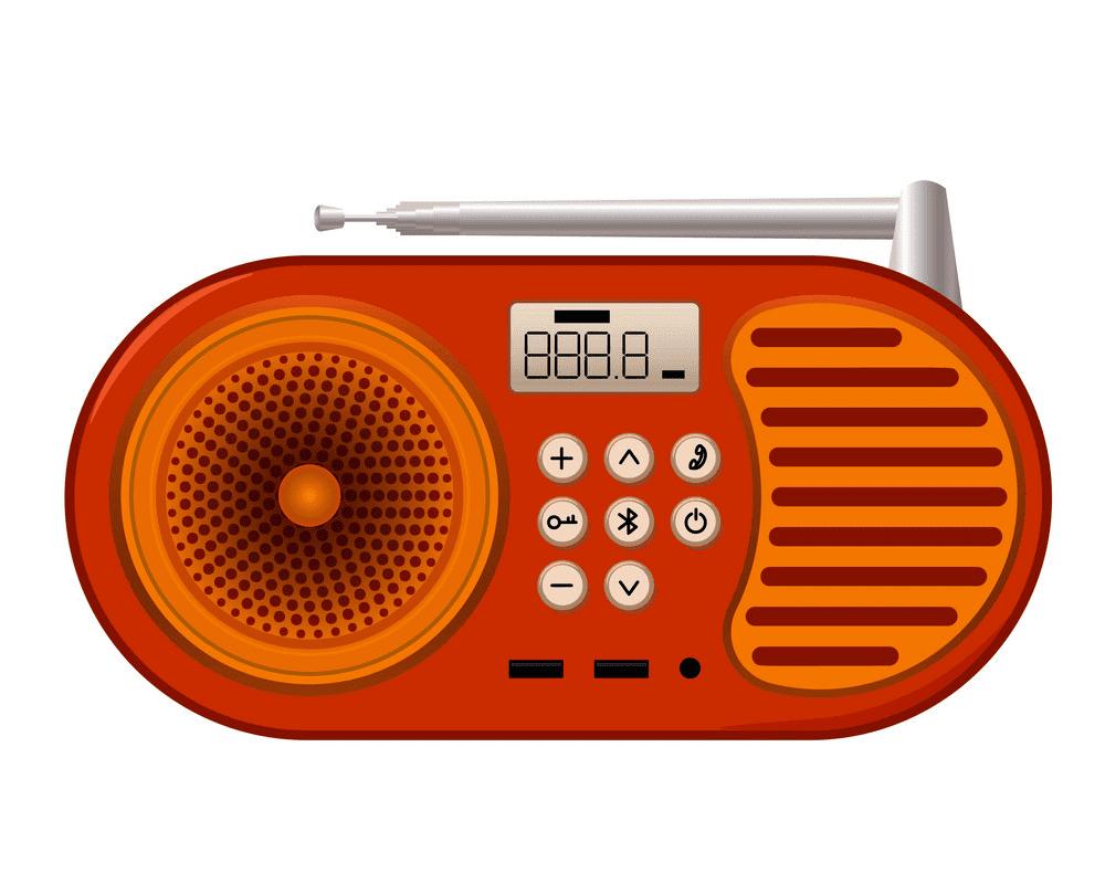 Download Radio clipart free