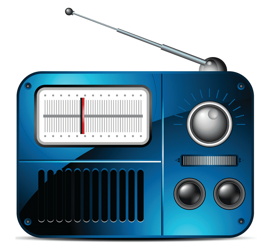Download Radio clipart images