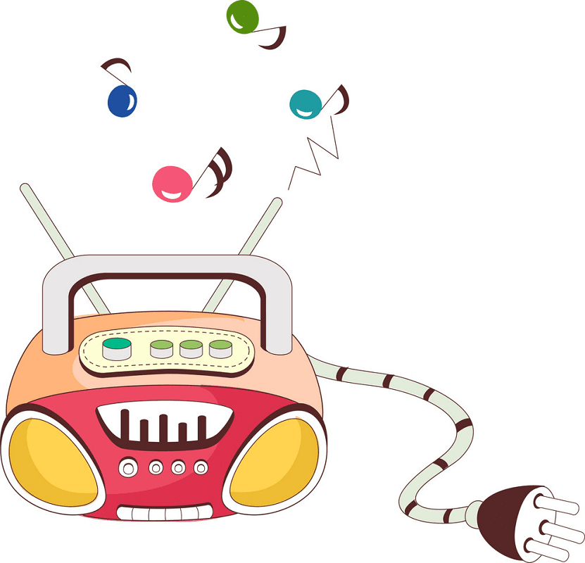 Download Radio clipart png