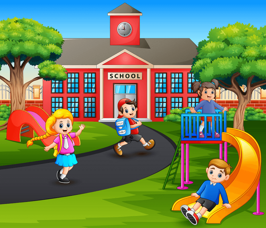 Download School Playground clipart for free