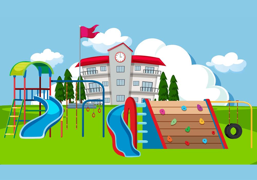 Download School Playground clipart