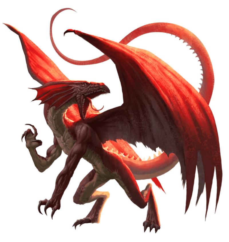 Dragon clipart free 3