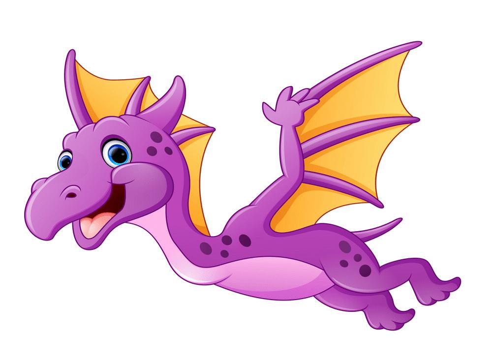 Dragon clipart free 7