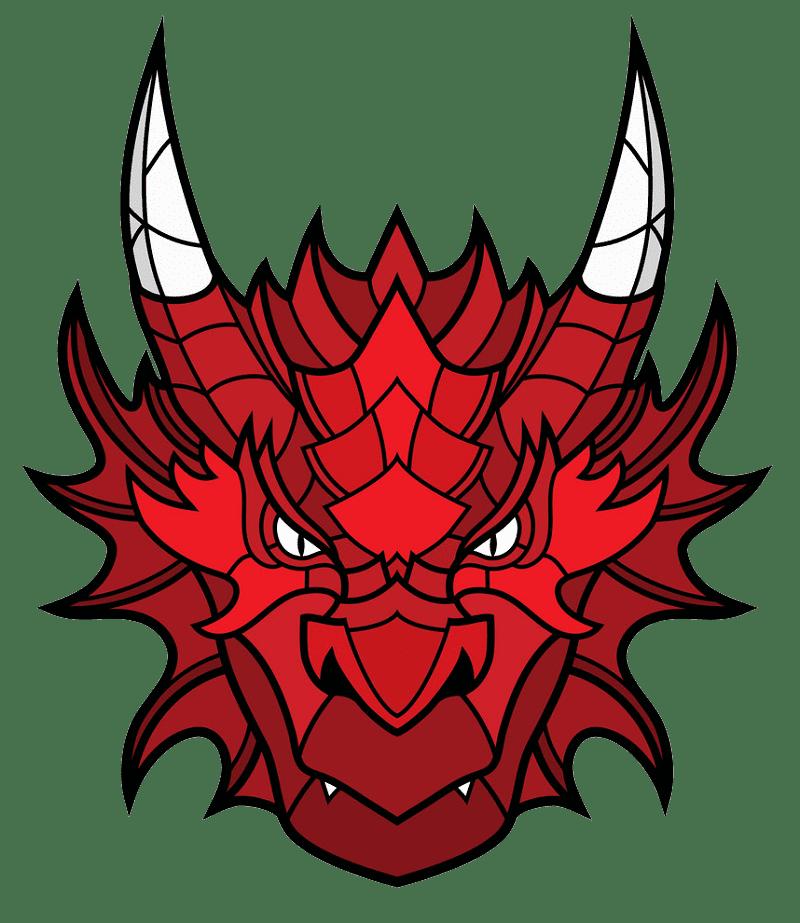 Dragon clipart transparent background 6