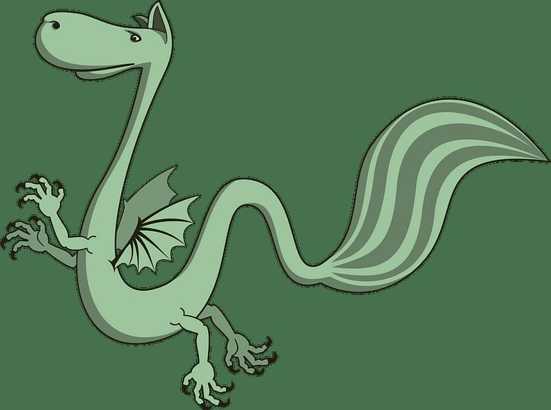 Dragon clipart transparent image