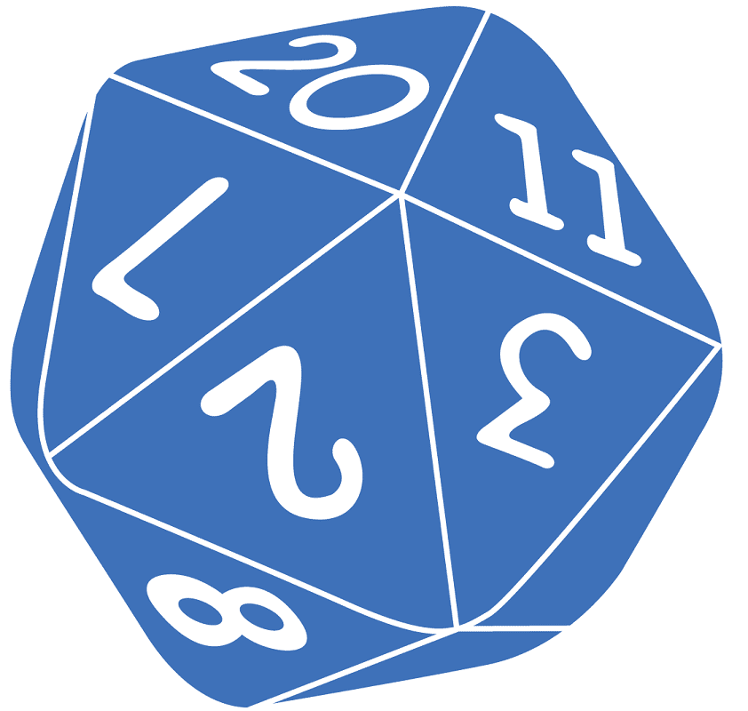 Free D20 clipart png