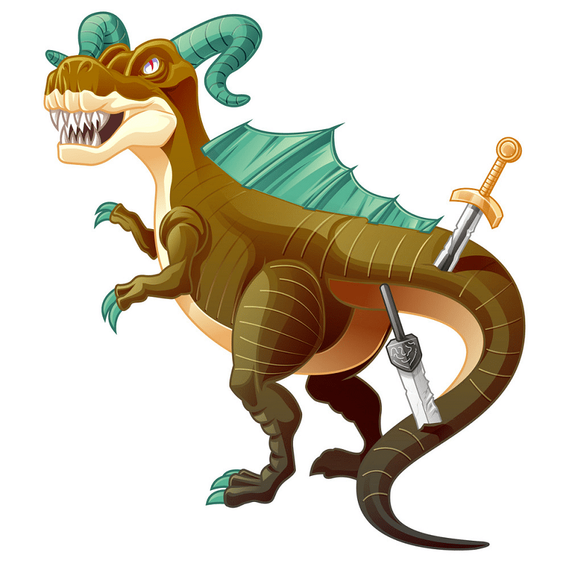 Free Dragon clipart png