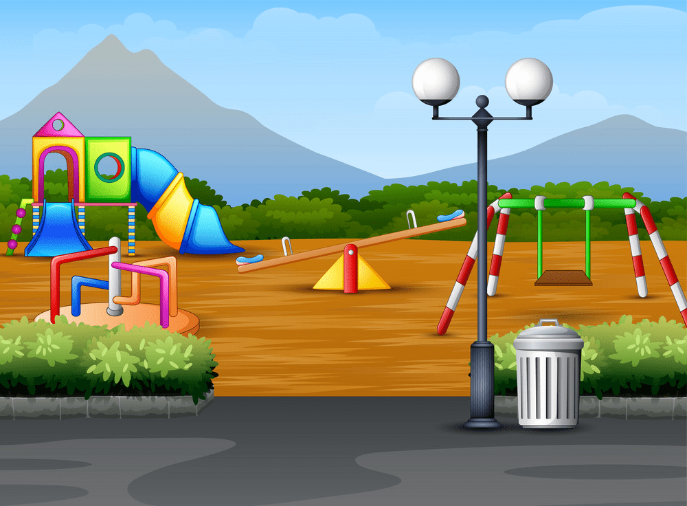 Free Park Playground clipart png images