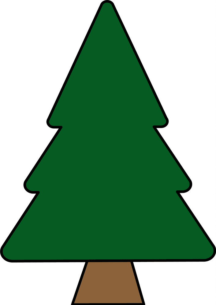 Free Pine Tree clipart png