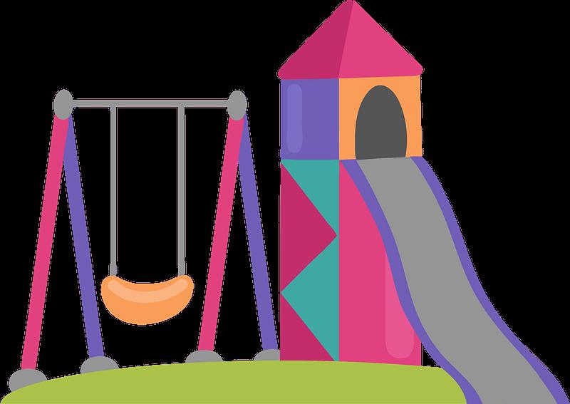 Free Playground clipart transparent