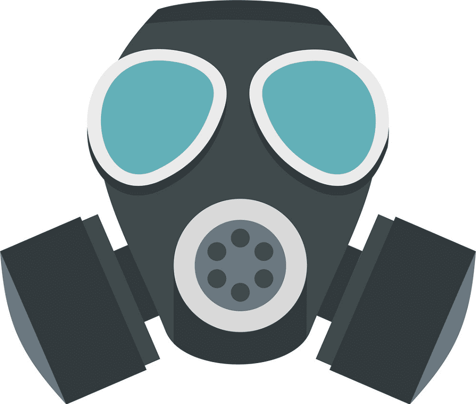Gas Mask clipart 1