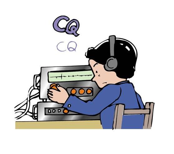 Ham Radio clipart 1
