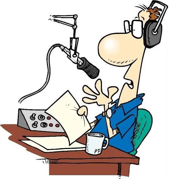 Ham Radio clipart 2