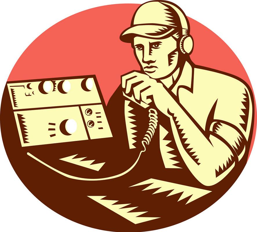 Ham Radio clipart 3