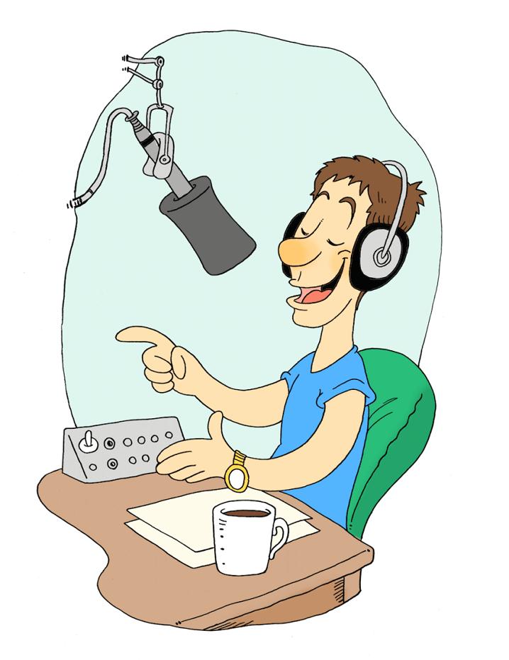 Ham Radio clipart 7