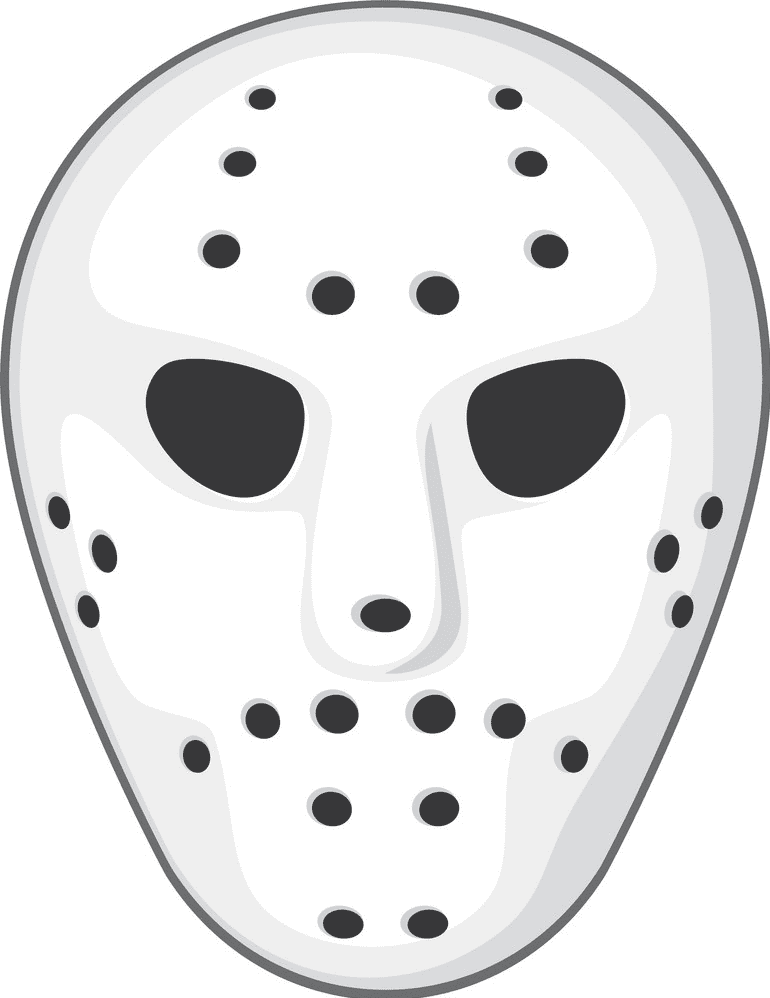 Hockey Mask clipart png
