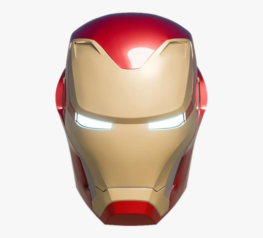 Iron Man Mask clipart 3