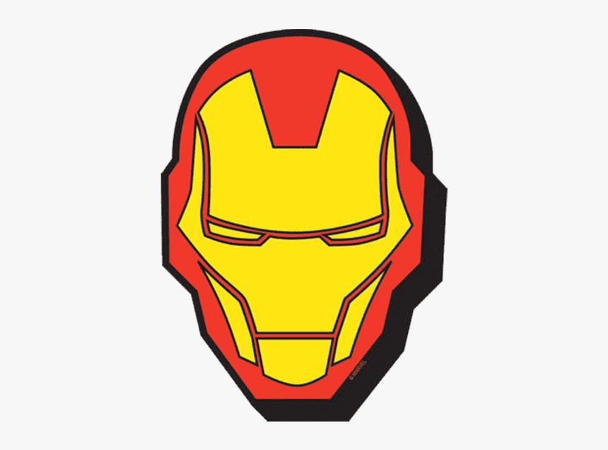 Iron Man Mask clipart free