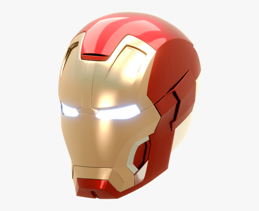 Iron Man Mask clipart png