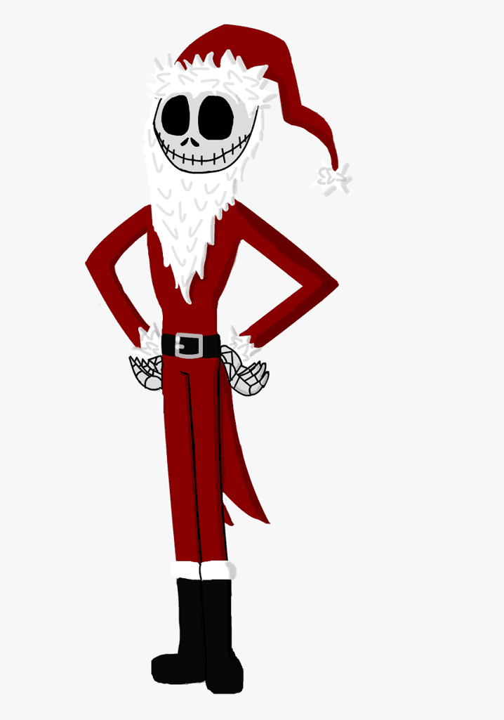 Jack Skellington Nightmare Before Christmas clipart 4