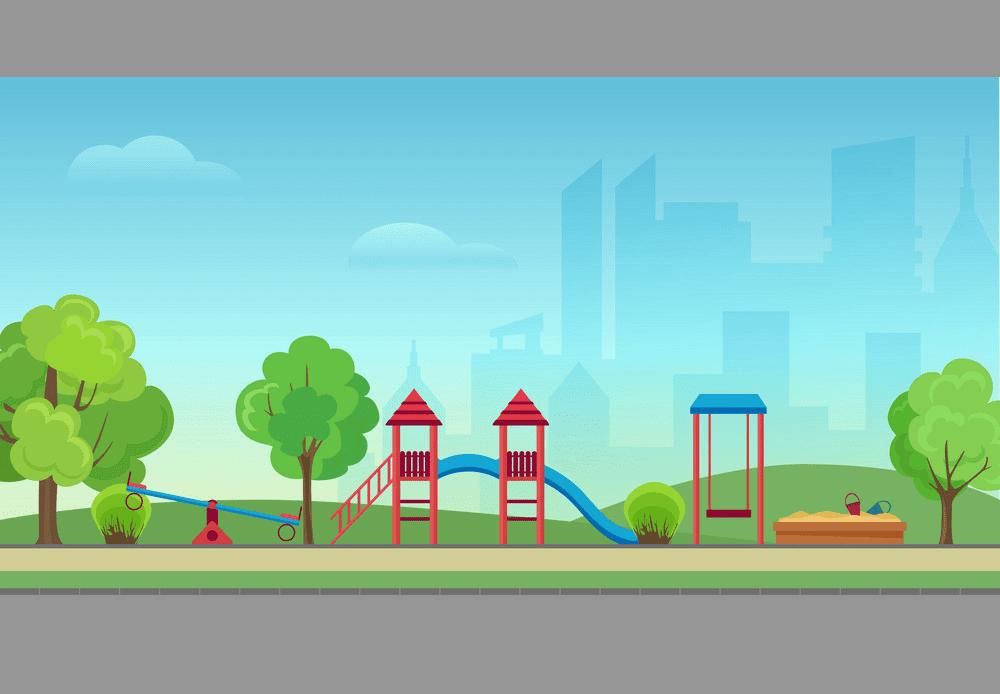 Park Playground clipart 2