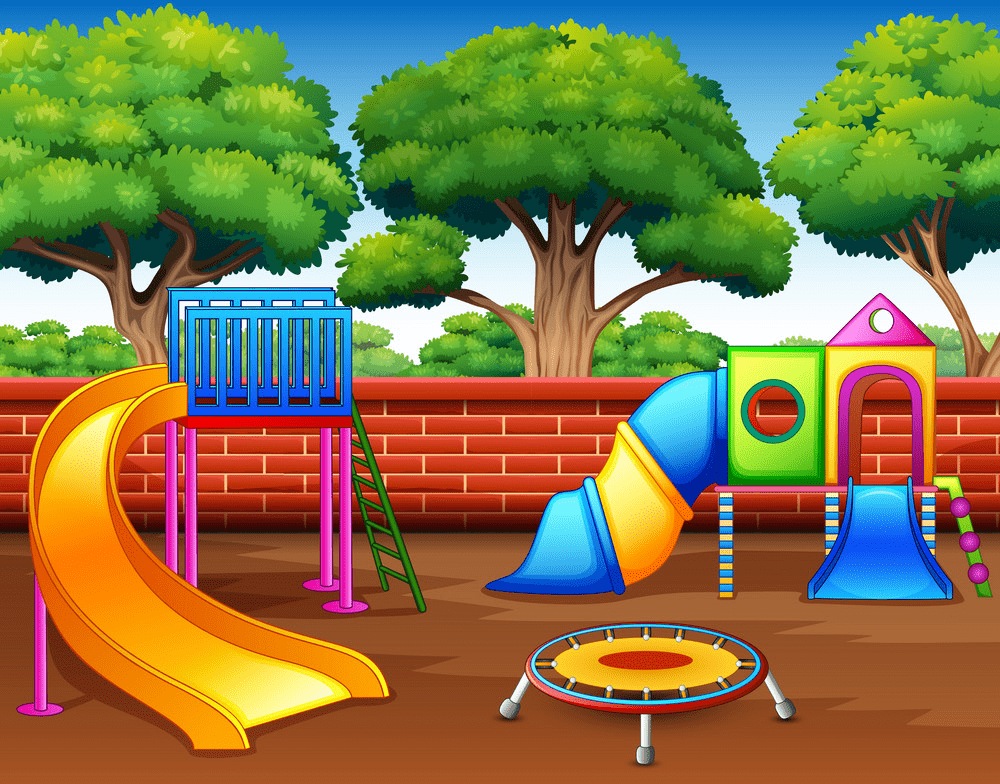 Park Playground clipart png images