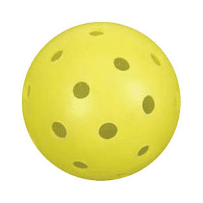 Pickleball Ball clipart 2