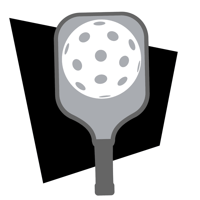 Pickleball Paddle clipart 2
