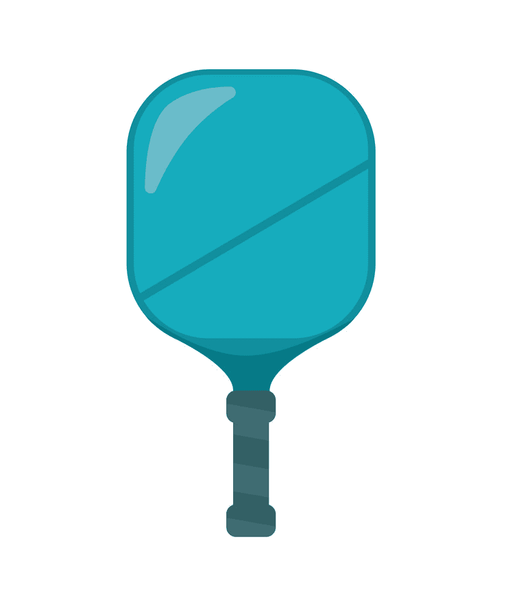 Pickleball Paddle clipart 3