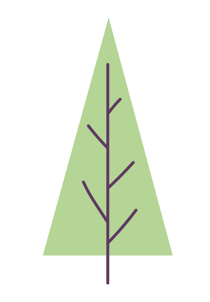 Pine Tree clipart 5