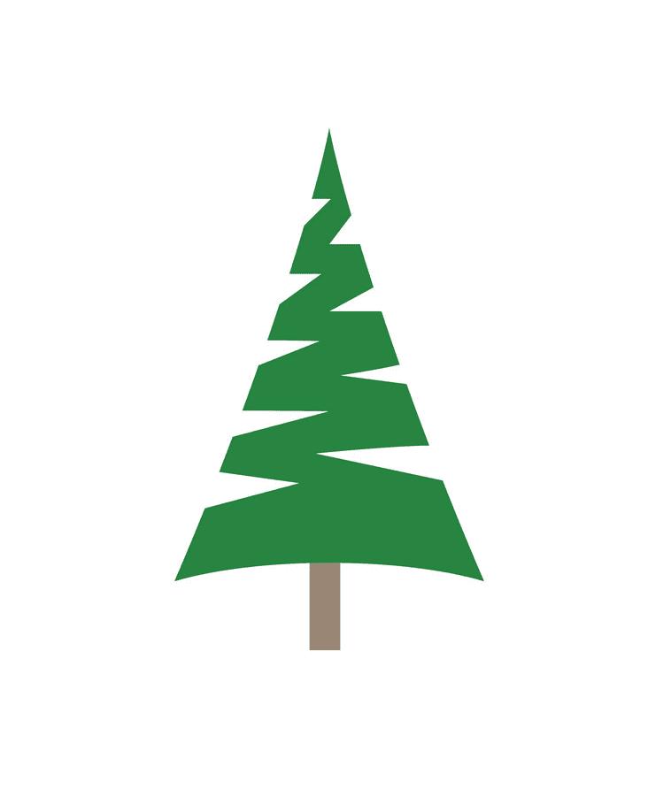Pine Tree clipart 6