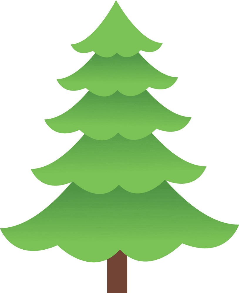 Pine Tree clipart png picture