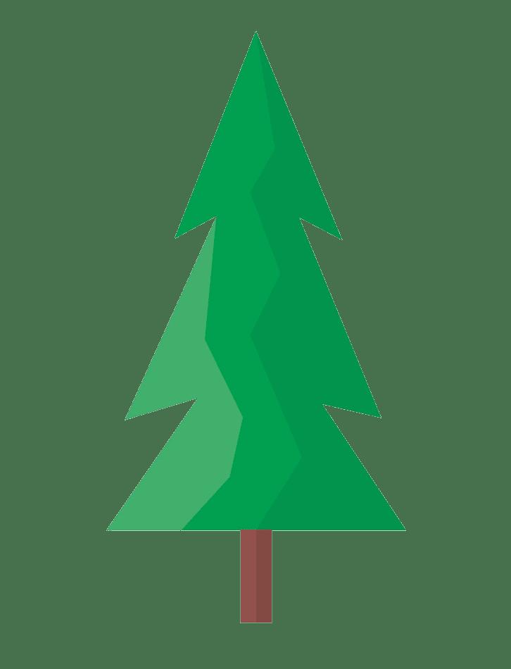 Pine Tree clipart transparent 3