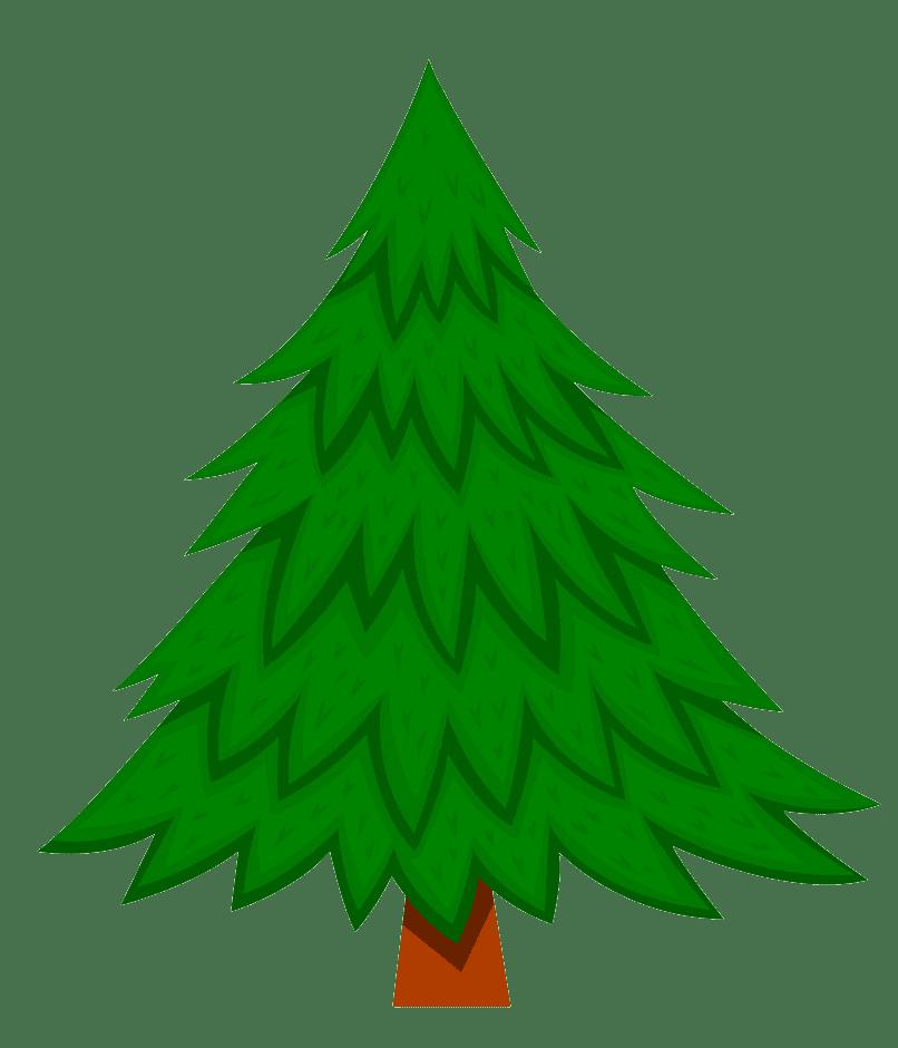 Pine Tree clipart transparent